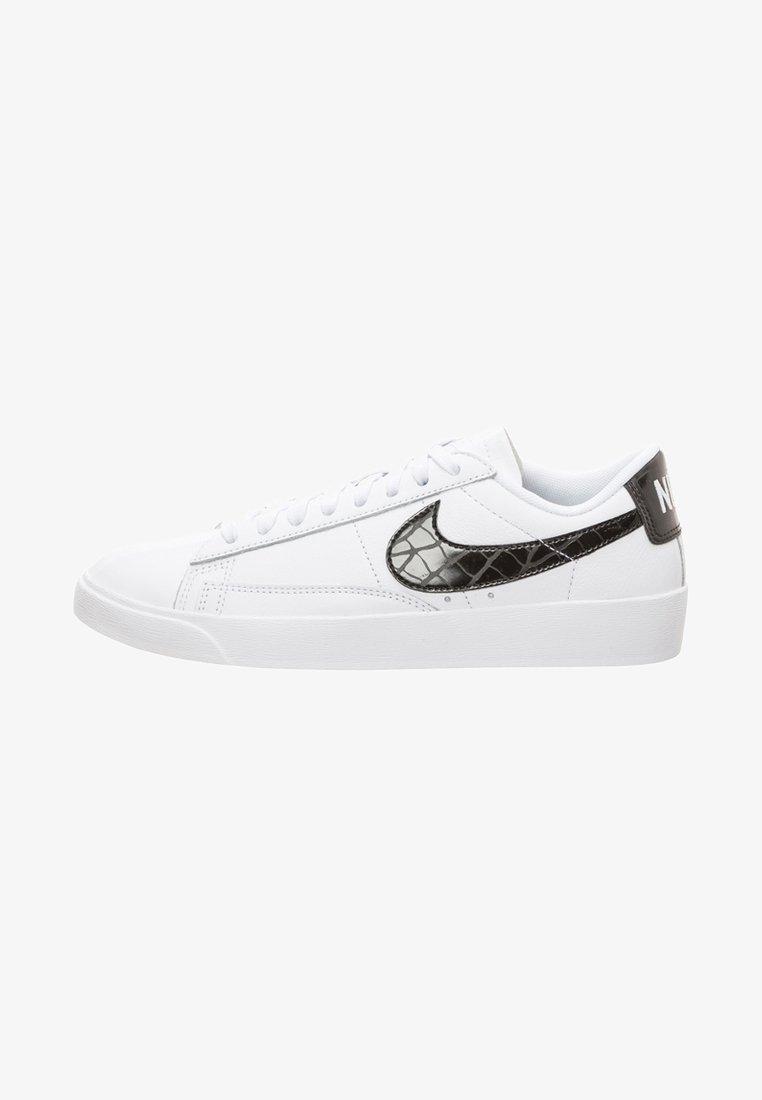Nike Sportswear - BLAZER - Trainers - white/black