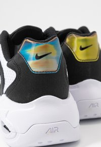 Nike Sportswear - AIR MAX 2X - Sneakers laag - white/black - 5