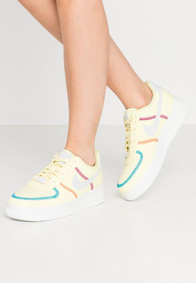 AIR FORCE 1 - Sneakers - life lime/summit white/laser blue/hyper orange/cactus flower