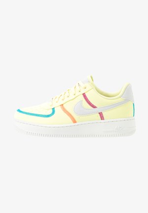 AIR FORCE 1 - Sneaker low - life lime/summit white/laser blue/hyper orange/cactus flower