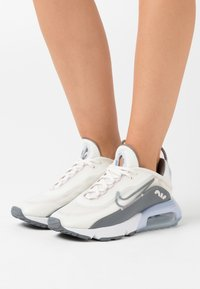 Nike Sportswear - AIR MAX 2090 - Sneakers laag - sail/cool grey/ghost/barely rose/metallic silver - 0