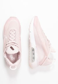 Nike Sportswear - AIR MAX 2090 - Sneakers laag - barely rose/white/metallic silver - 1