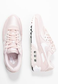 Nike Sportswear - AIR MAX 90 - Trainers - barely rose/white/black - 5