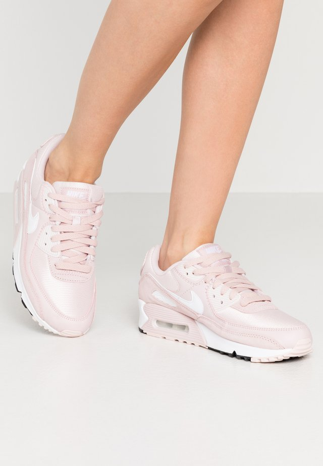 AIR MAX 90 - Sneakers laag - barely rose/white/black