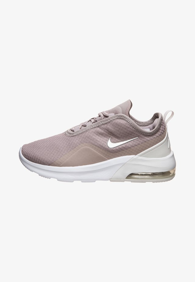 AIR MAX MOTION - Sneakers laag - pumice / metallic silver / platinum tint