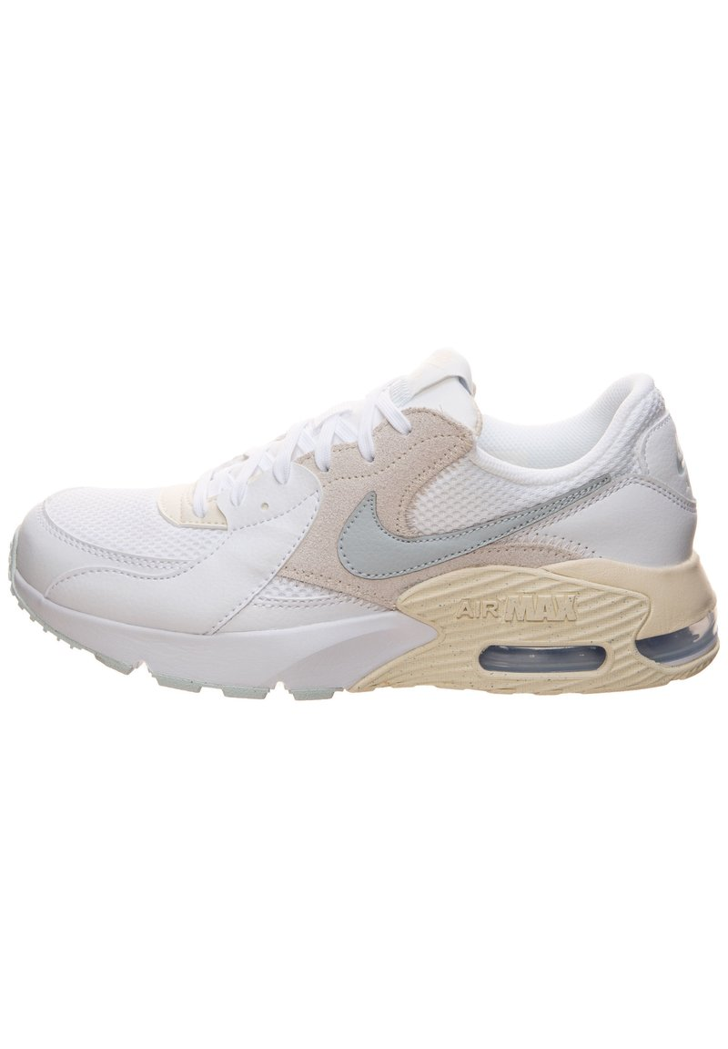 Nike Sportswear - AIR MAX EXCEE  - Sneakers laag - white / aura / pale ivory / light cream