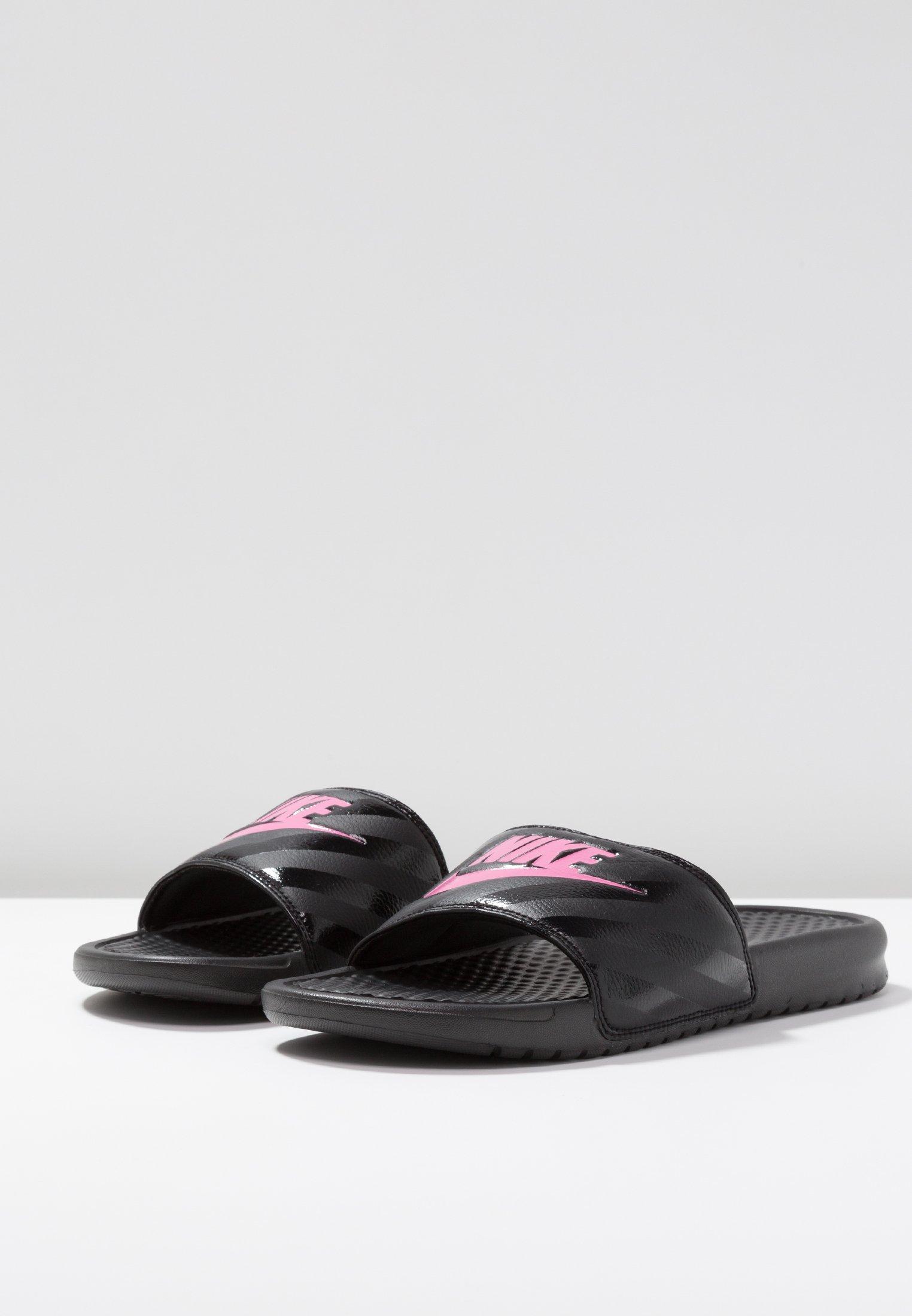 JdiMules vivid Pink Benassi Sportswear Black Nike A5j4LR