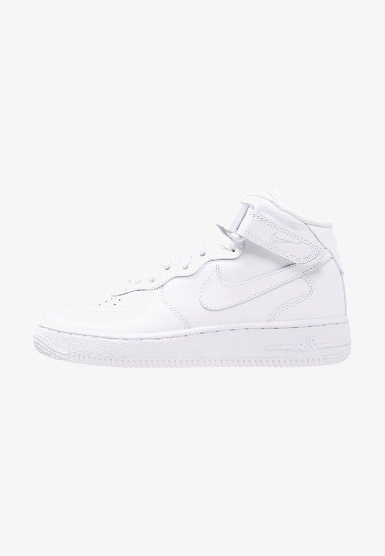 Nike Sportswear - AIR FORCE 1 '07 MID - Sneakers hoog - white