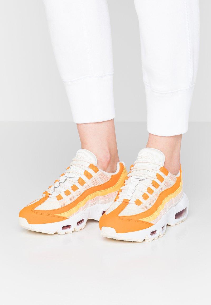 Nike Sportswear - AIR MAX - Trainers - pale ivory/firewood orange/orange peel/topaz gold/washed coral/white