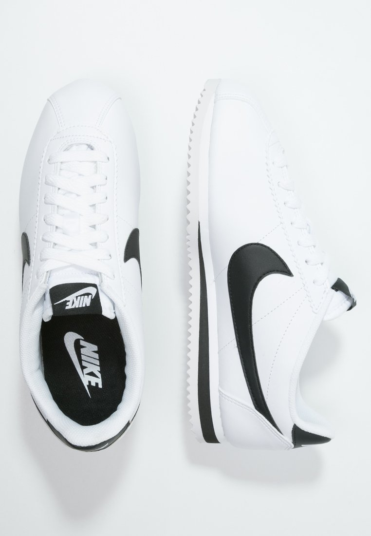 Nike Sportswear CORTEZ Baskets basses whiteblack