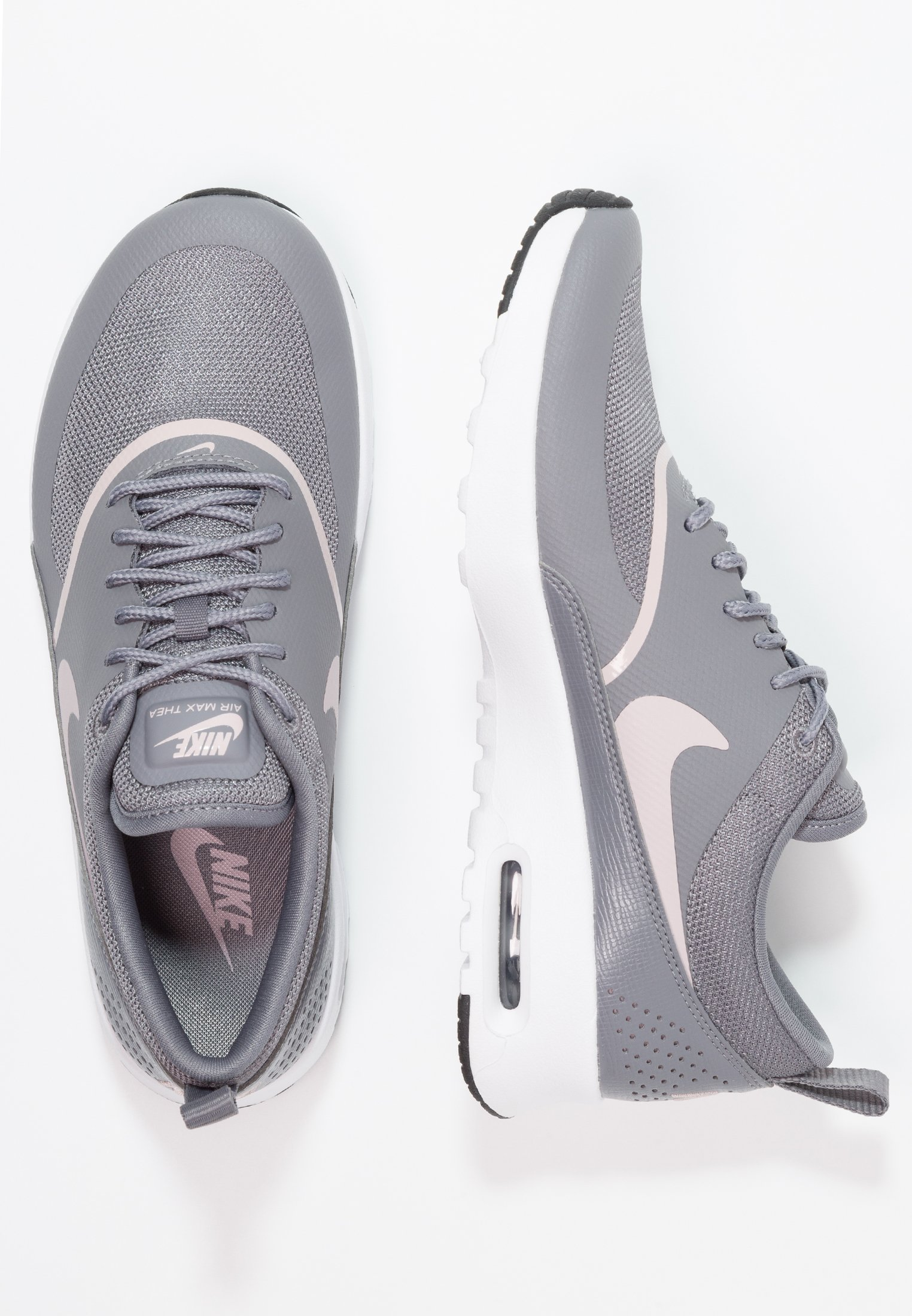 AIR MAX THEA Sneakers laag gunsmokeparticle roseblack