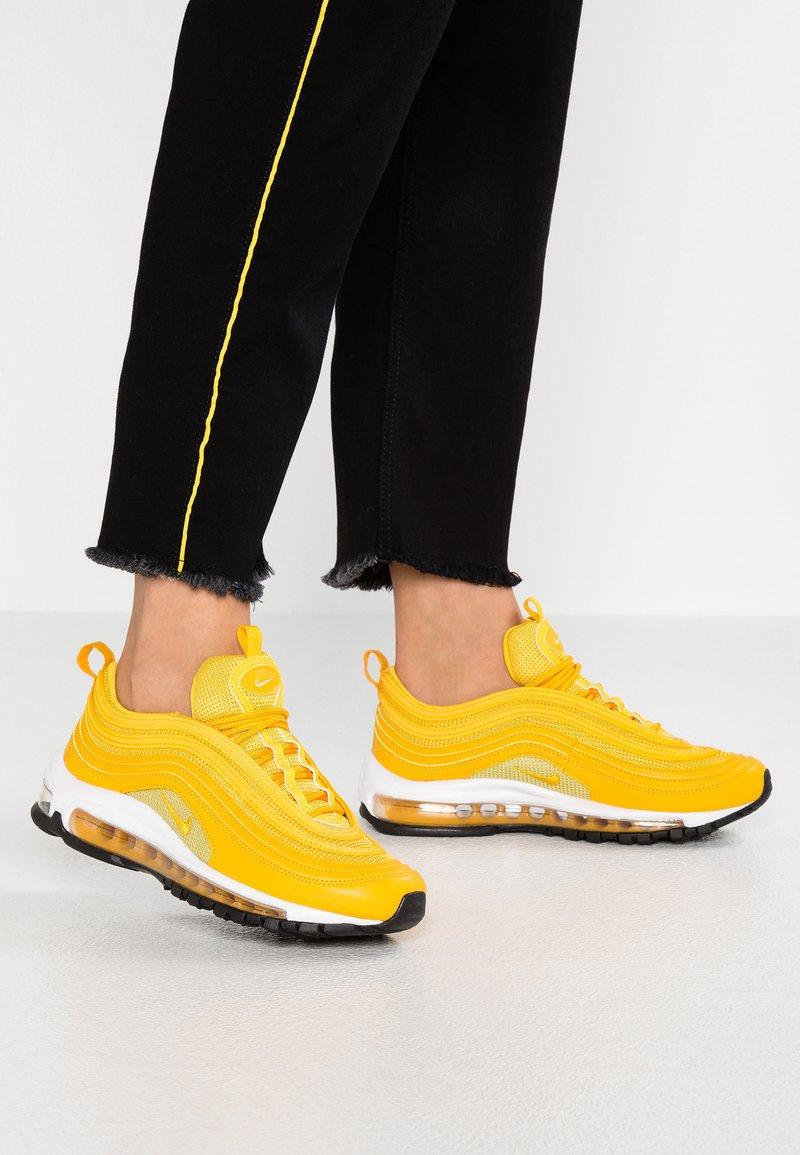 Nike Sportswear - AIR MAX 97 - Sneaker low - mustard/buff gold/white