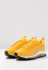 Nike Sportswear - AIR MAX 97 - Sneaker low - mustard/buff gold/white - 4