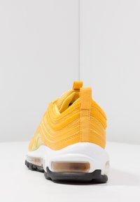 Nike Sportswear - AIR MAX 97 - Sneaker low - mustard/buff gold/white - 5