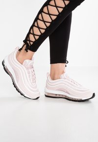 Nike Sportswear - AIR MAX 97 - Sneakers laag - barely rose/black - 0