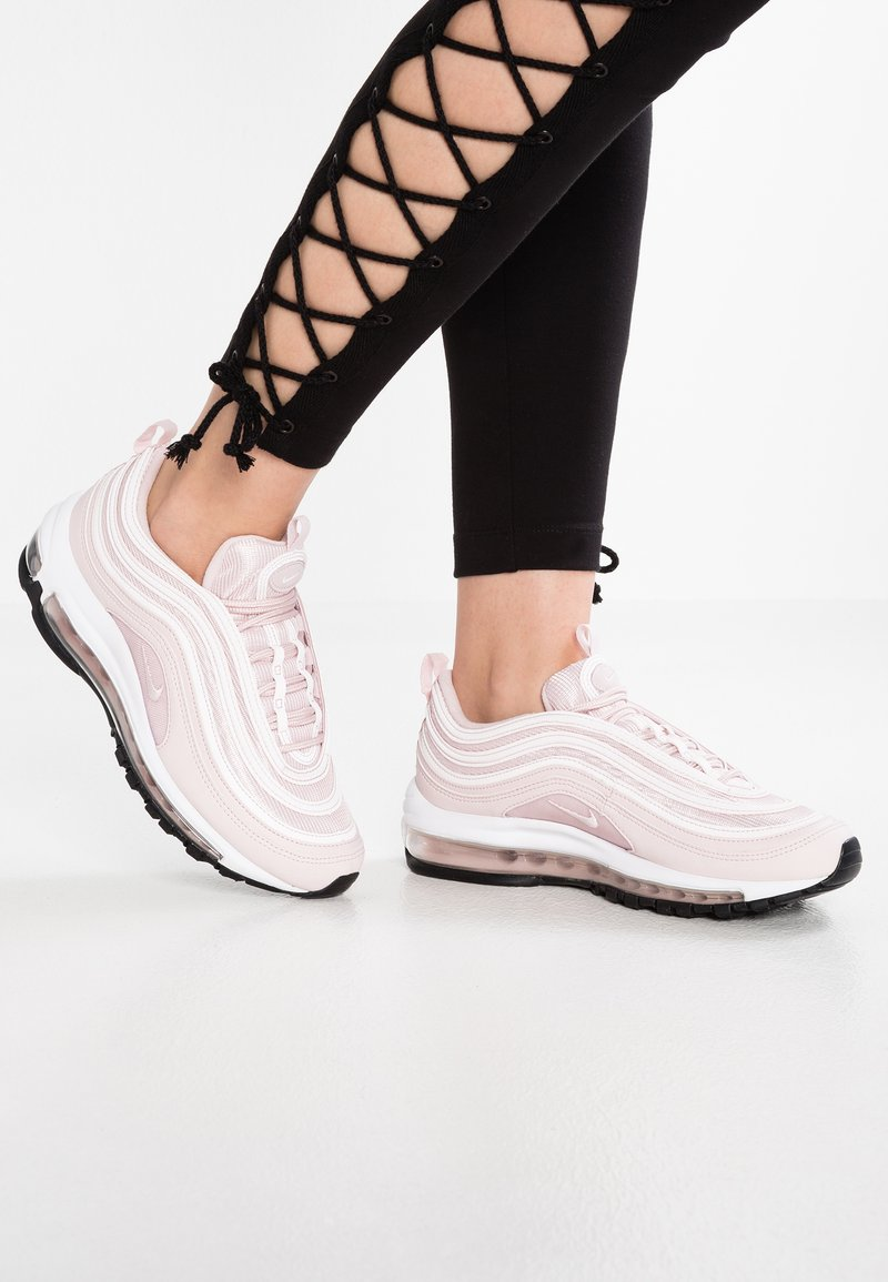 Nike Sportswear - AIR MAX 97 - Sneakers laag - barely rose/black