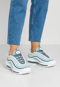 Nike Sportswear - AIR MAX 97 - Sneakers laag - ocean cube/summit white/cool grey - 0