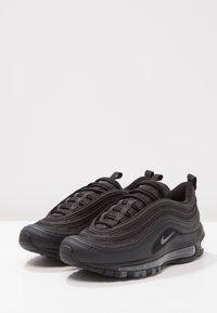 Nike Sportswear - AIR MAX 97 - Sneakers laag - black/dark grey - 2
