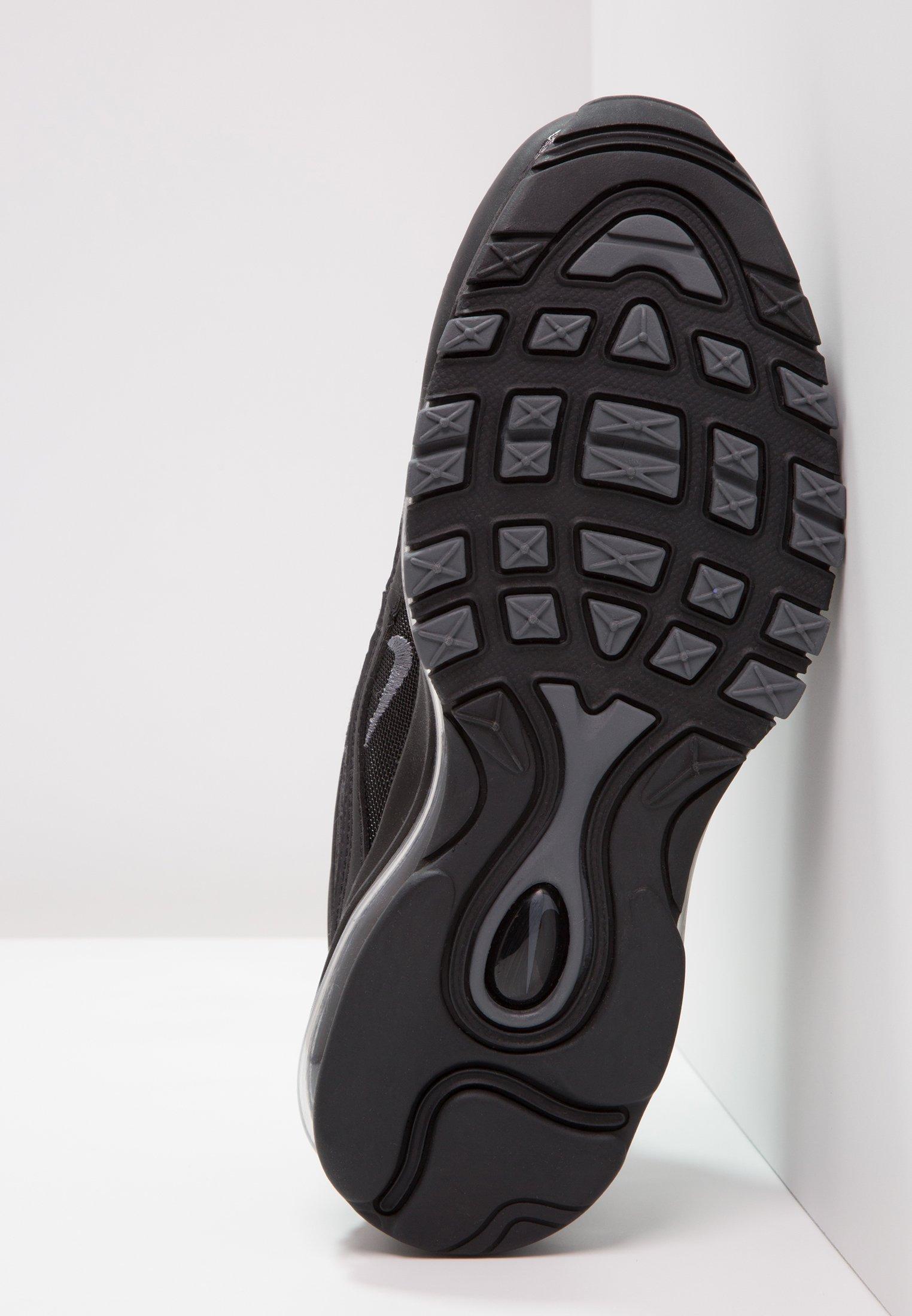 Nike Sportswear AIR MAX 97 - Sneakersy niskie - black/dark grey