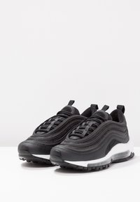 Nike Sportswear - AIR MAX 97 - Baskets basses - black/dark grey - 4