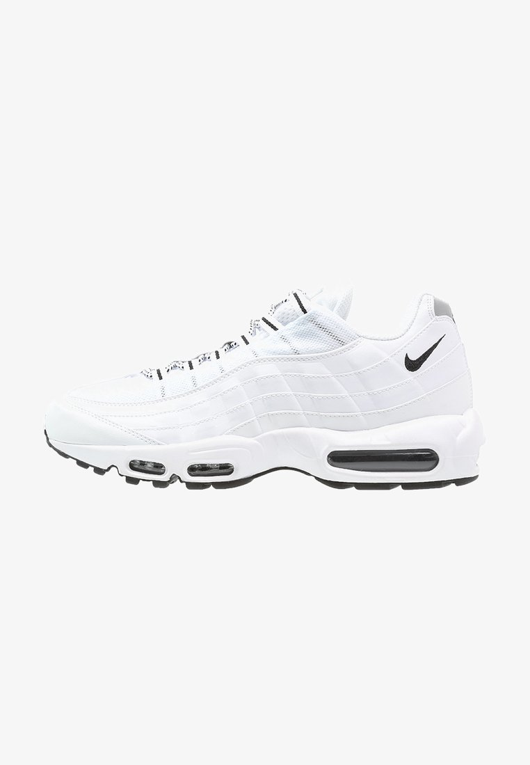 Nike Sportswear - AIR MAX '95 - Matalavartiset tennarit - white/black