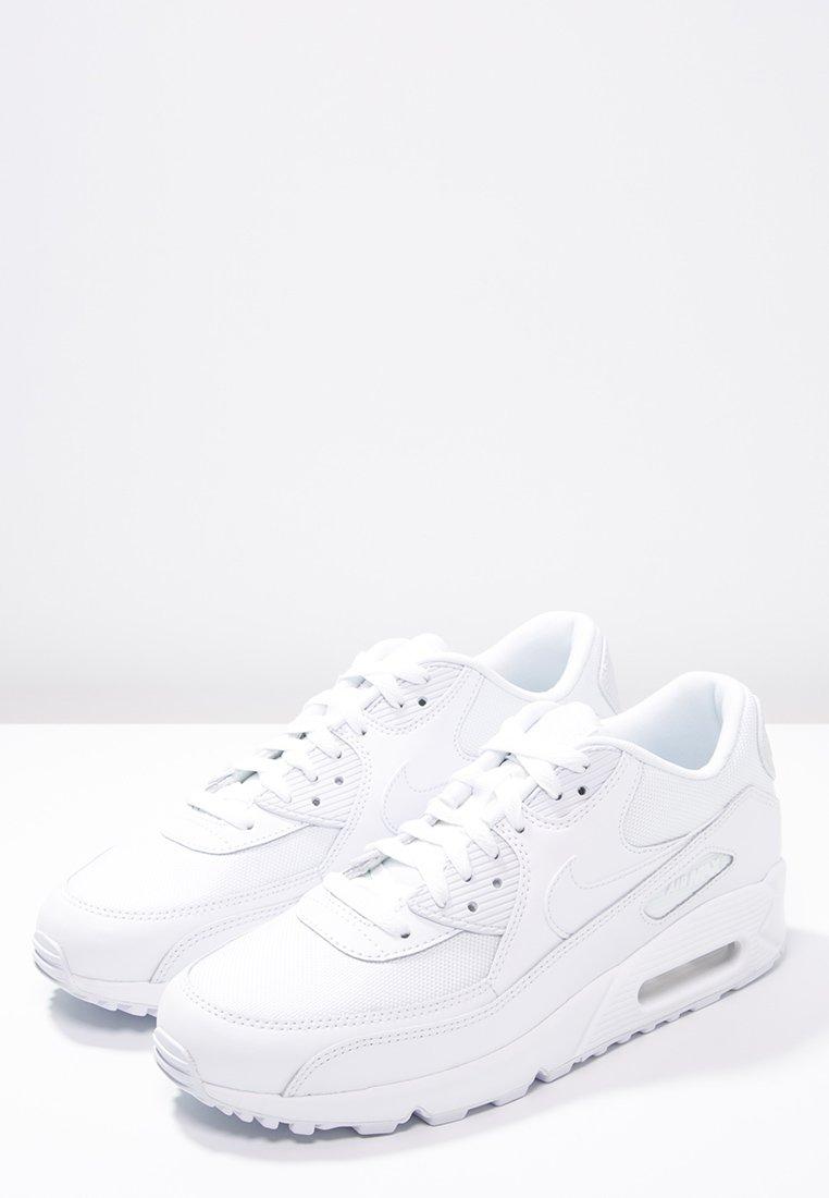 Kjøp Nike Nike Air Max 90 Essential Obsidiannavy white sko