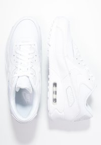 Nike Sportswear - AIR MAX 90 ESSENTIAL - Zapatillas - white - 1