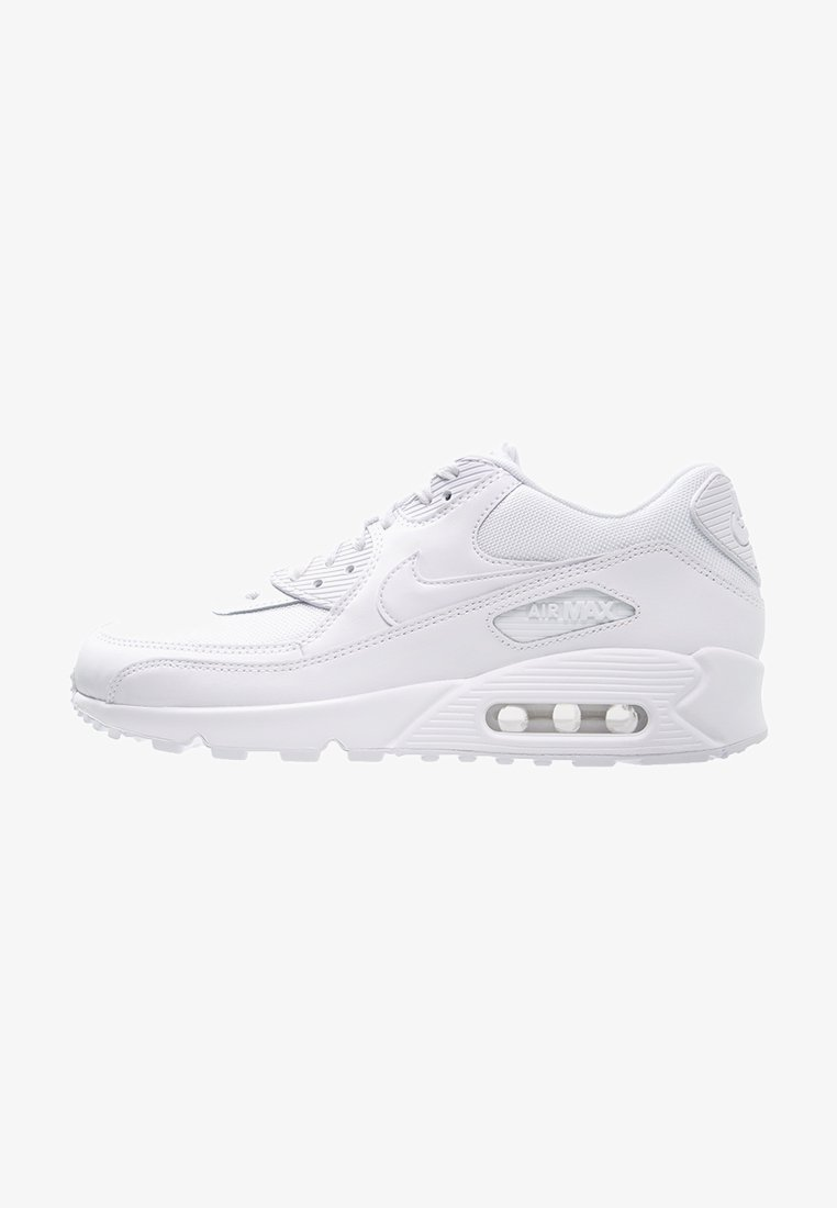 Nike Sportswear - AIR MAX 90 ESSENTIAL - Matalavartiset tennarit - white