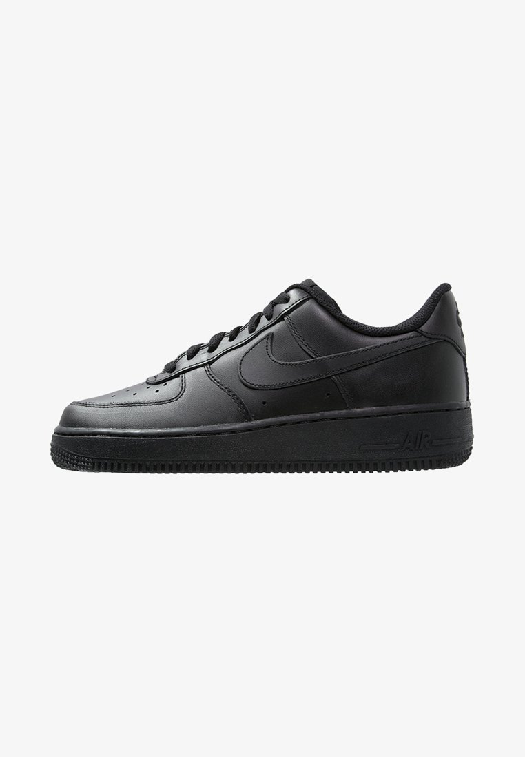 Nike Sportswear - AIR FORCE 1 '07 - Sneakersy niskie - black