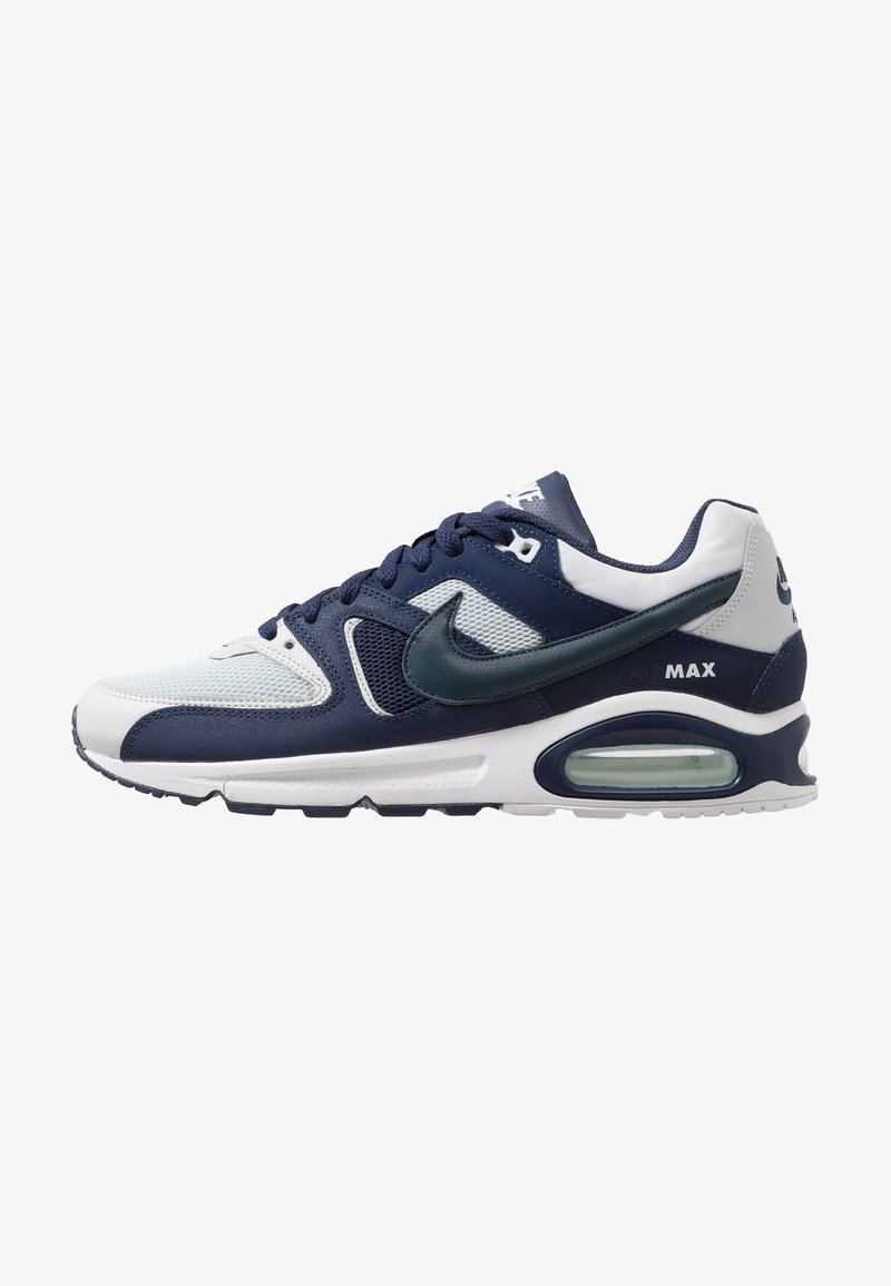 Nike Sportswear - AIR MAX COMMAND - Baskets basses - pure platinum/armory navy/midnight navy/white