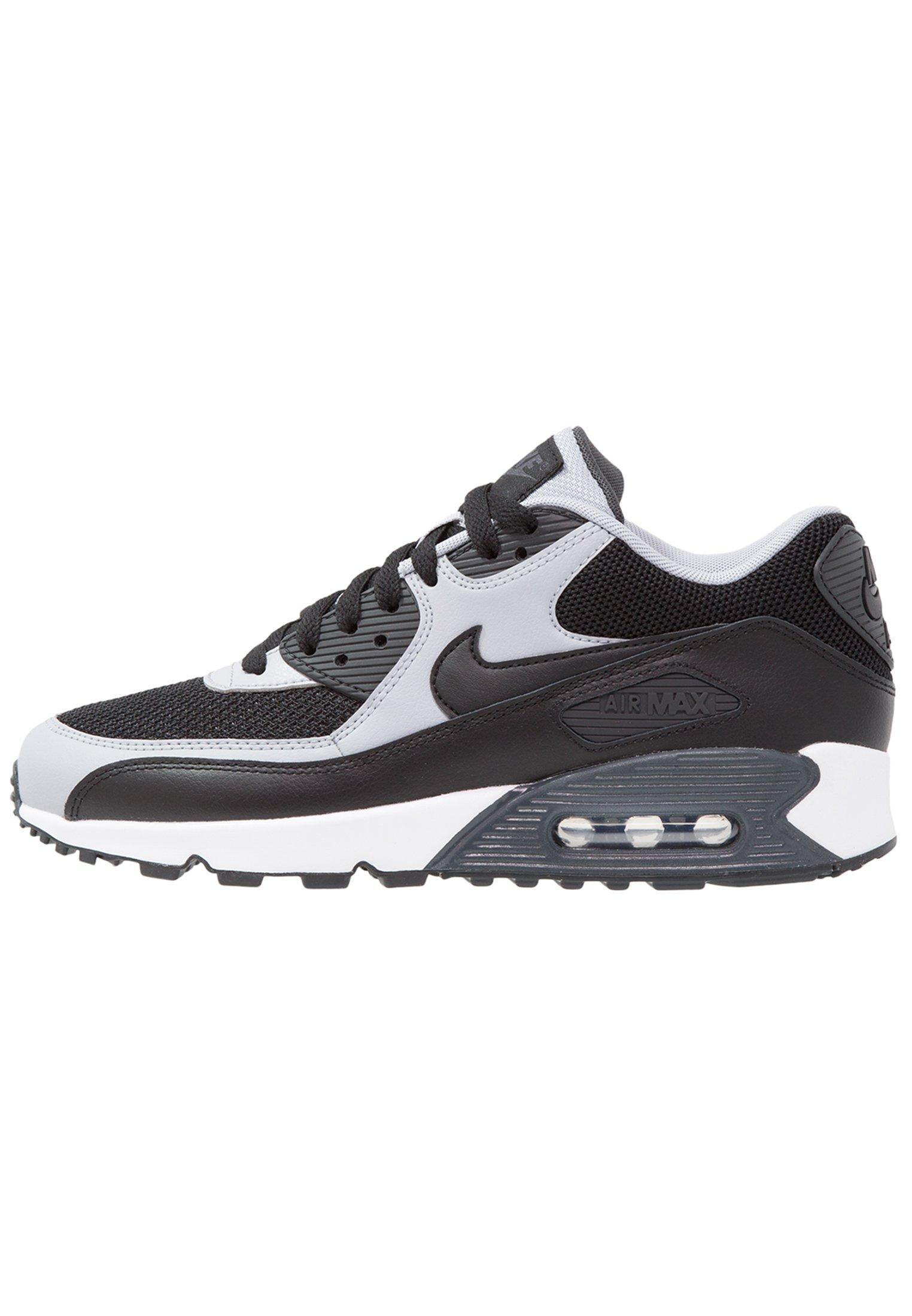 AIR MAX 90 ESSENTIAL - Sneakers laag - black