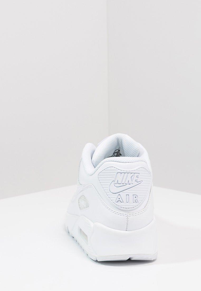 Nike Sportswear AIR MAX 90 - Sneakersy niskie - white