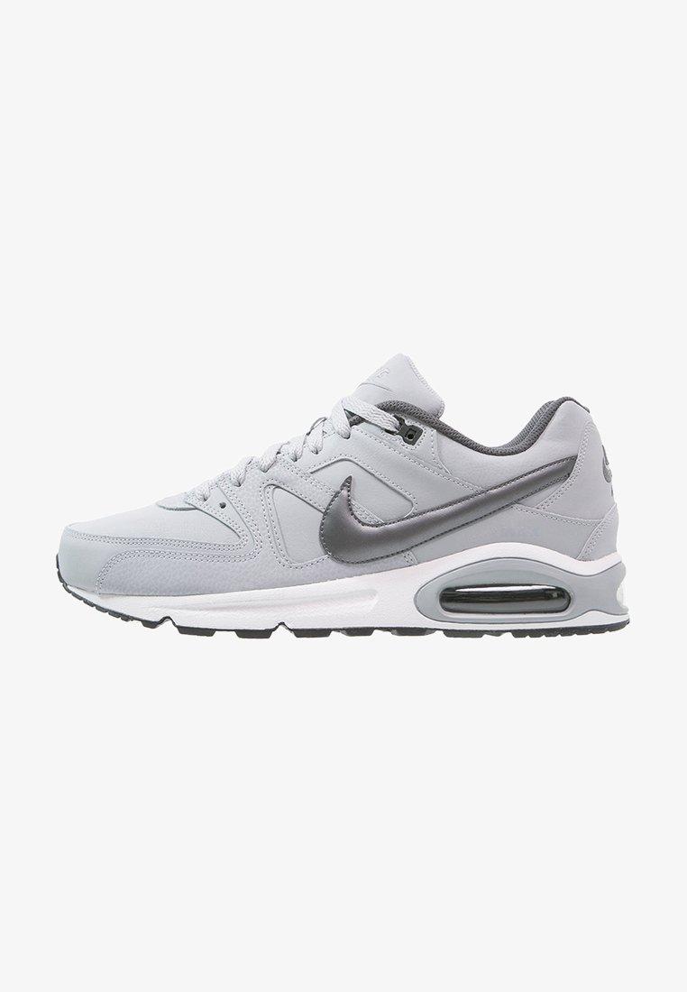 Nike Sportswear - AIR MAX COMMAND - Trainers - wolf grey/metallic dark grey/black/white