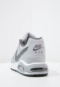 Nike Sportswear - AIR MAX COMMAND - Sneakers basse - wolf grey/metallic dark grey/black/white - 3