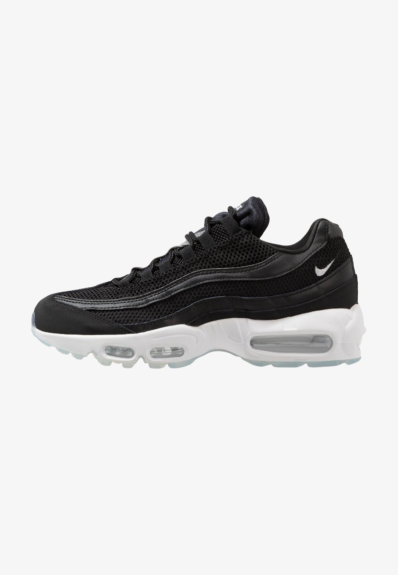 Nike Sportswear - AIR MAX 95 ESSENTIAL - Sneaker low - black/white/reflect silver