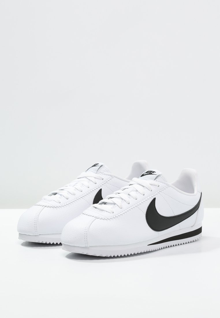 Nike Sportswear CLASSIC CORTEZ - Baskets basses white/black