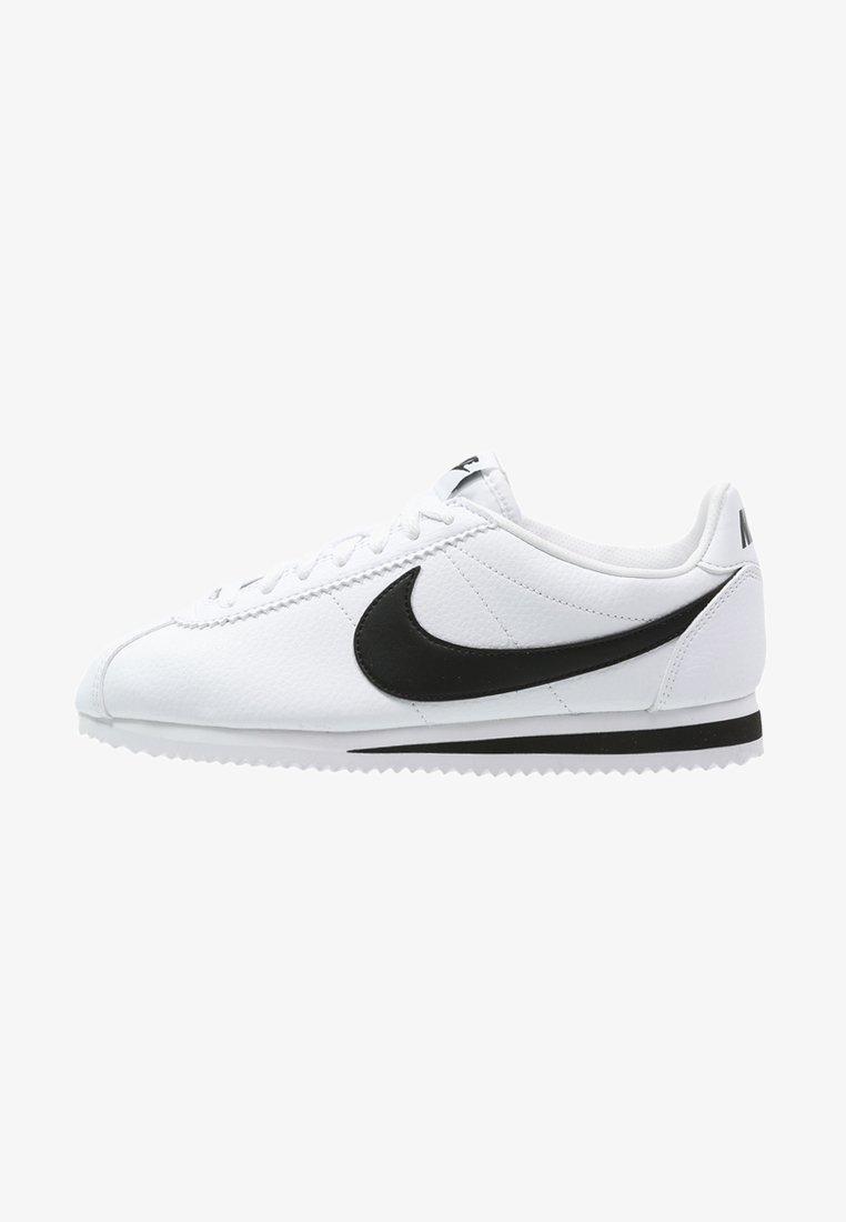 Nike Sportswear - CLASSIC CORTEZ - Sneaker low - white/black