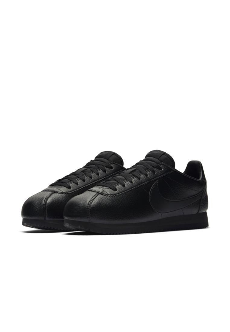 Nike Sportswear CLASSIC CORTEZ - Baskets basses - black/white/dark grey