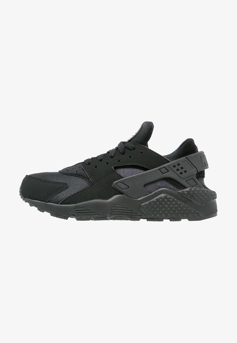 Nike Sportswear - AIR HUARACHE - Sneakers laag - black/white