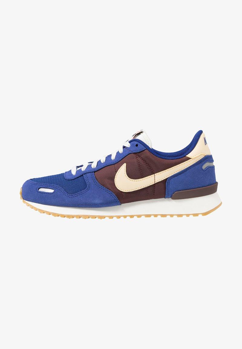 Nike Sportswear - AIR VORTEX - Zapatillas - deep royal blue/pale vanilla/el dorado/sail/light brown/team orange