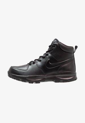 MANOA - Sneakers hoog - schwarz