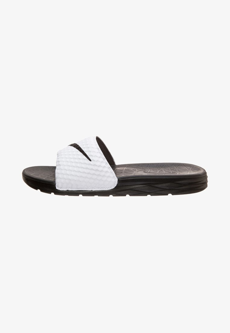 Nike Sportswear - HERREN - Mules - white