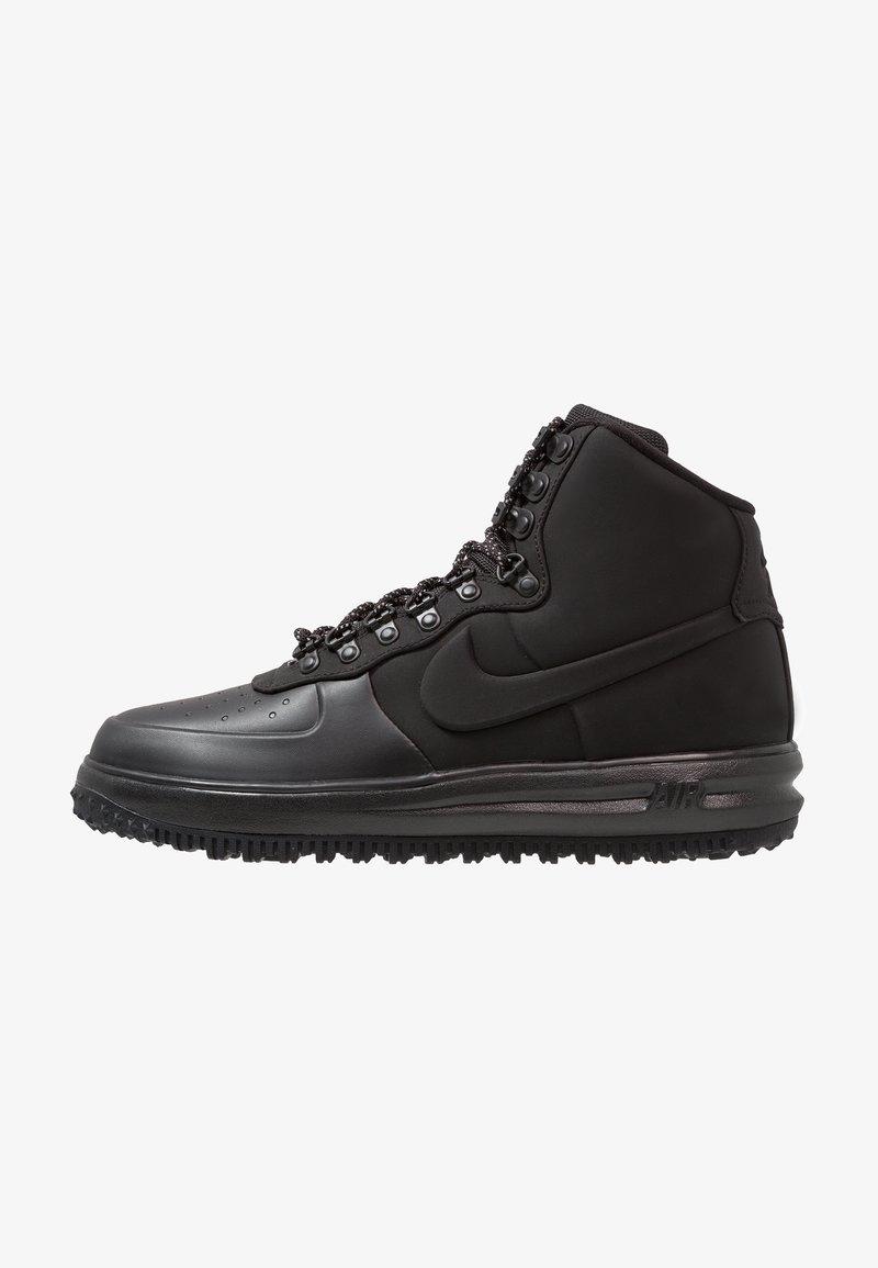 Nike Sportswear - LUNAR FORCE - Höga sneakers - black