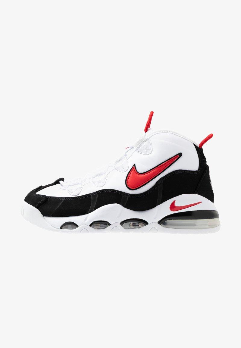 Nike Sportswear - AIR MAX UPTEMPO '95 - Baskets montantes - white/university red/black