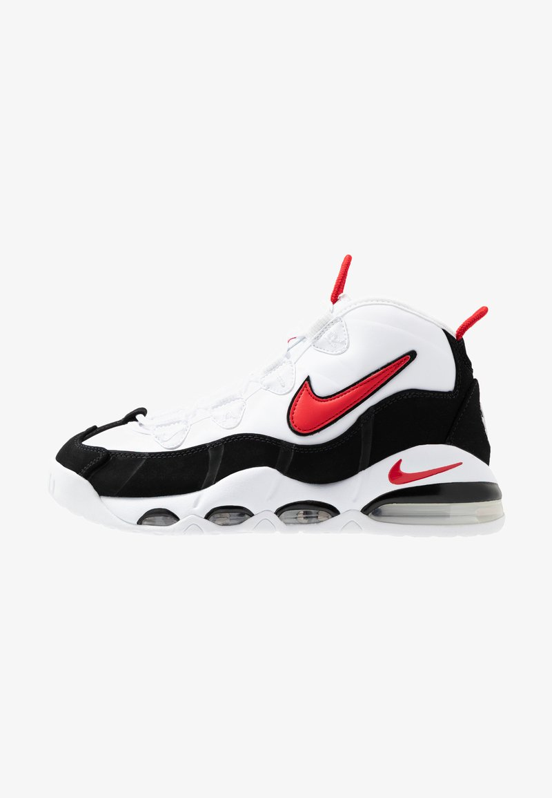 Nike Sportswear - AIR MAX UPTEMPO '95 - Sneakers high - white/university red/black