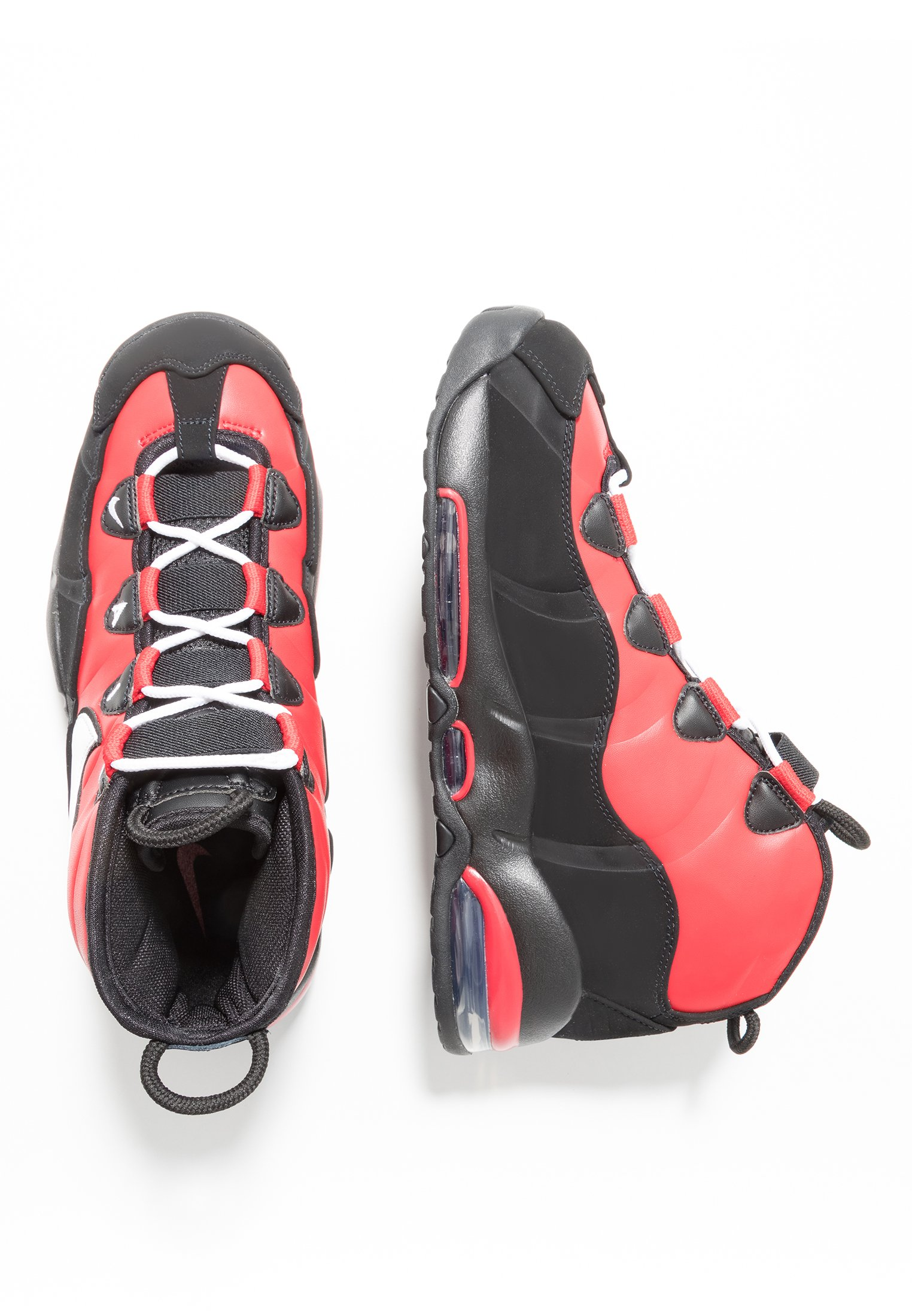 Sportswear white AIR red UPTEMPO montantes university Nike black MAX '95Baskets dsQrCth