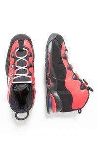 Nike Sportswear - AIR MAX UPTEMPO '95 - Sneakers hoog - university red/white/black - 2