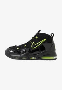 Nike Sportswear - AIR MAX UPTEMPO '95 - Sneakers alte - black/volt - 1