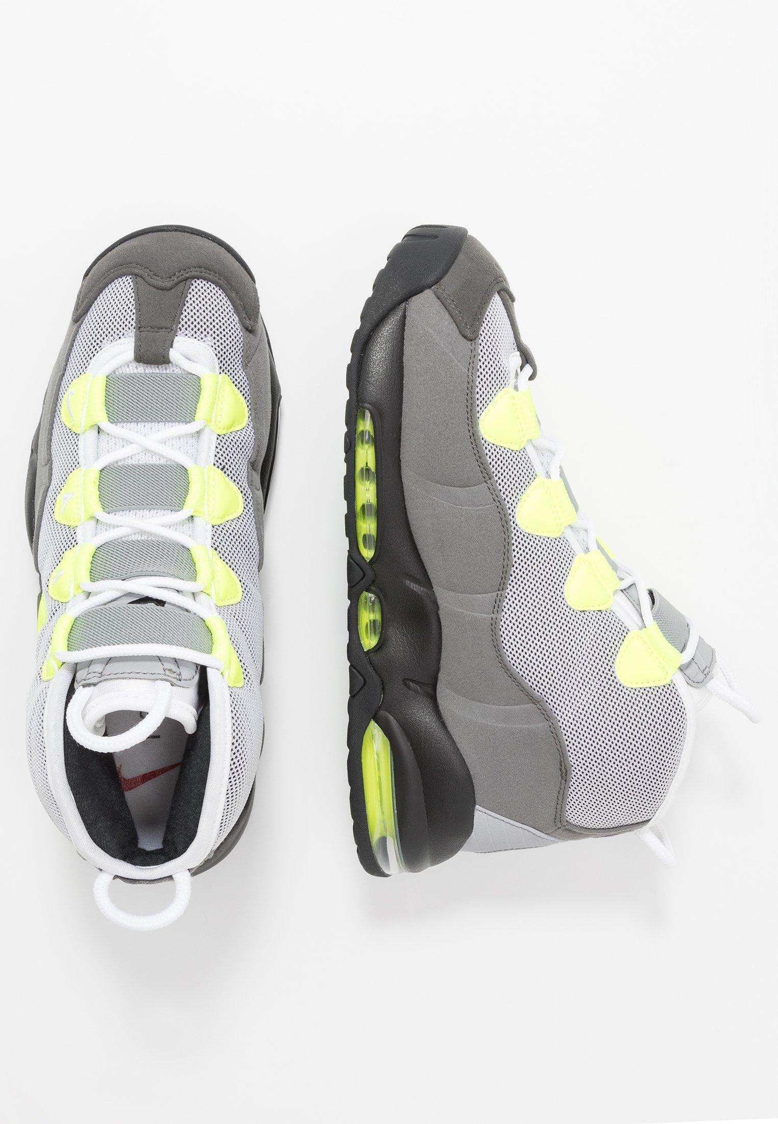 Nike Sportswear AIR MAX UPTEMPO '95 Höga sneakers black