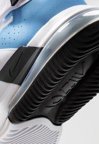 Nike Sportswear - AIR EDGE 270 - Sneakersy wysokie - universe blue/black/white - 8